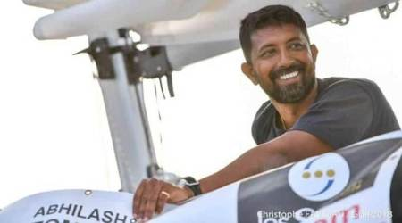 Global Race Commander Abhilash Tommy likely safe; Indian Navy and Australia coordinating rescue