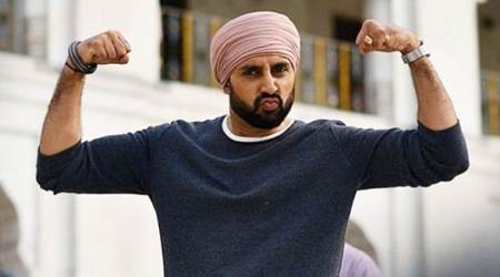 Abhishek Bachchan on playing Robbie in Manmarziyaan: I really like the conviction in hisactions