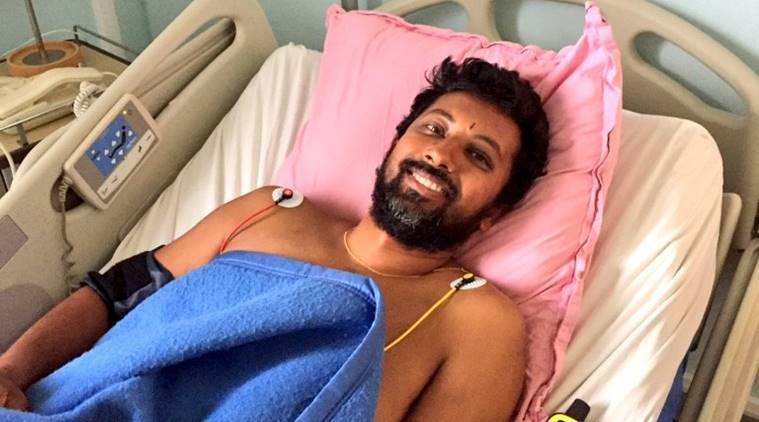 Survived because of sailing skills, naval training, says injured naval commander Abhilash Tomy