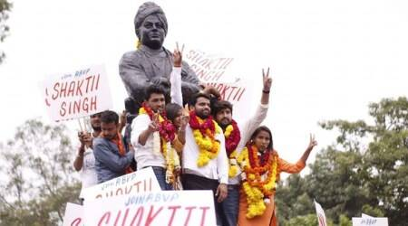 Congress says might go to court over DU student election results