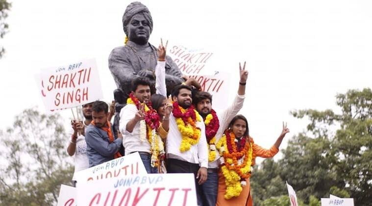 dusu election 2018, dusu election result 2018, du election result 2018, du election 2018, du election result 2018 live, du election 2018 result, dusu election 2018 candidates, dusu election 2018 parties, dusu election news, dusu president election, du president election, delhi university president election