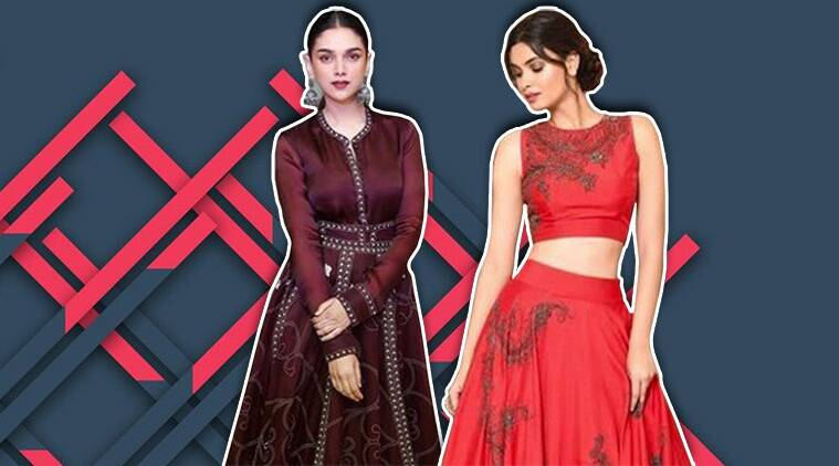 Aditi Rao Hydari, Diana Penty, Aditi Rao Hydari updates, Diana Penty updates, Aditi Rao Hydari latest pics, Diana Penty latest pics, Aditi Rao Hydari fashion, Diana Penty fashion, Aditi Rao Hydari ethnic wear, Diana Penty ethnic wear, celeb fashion, bollywood fashion, indian express, indian express news