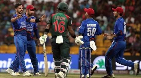 Afghanistan vs Bangladesh Live Cricket Score Asia Cup 2018 Live Score Streaming: Afghanistan past 100 after Mohammad Shahzad dismissed for 53
