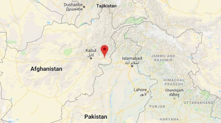 Double bombing outside girls' school in eastern Afghanistan