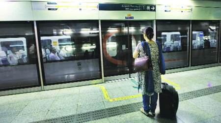 Airport Express Line: Passengers can use QR code-based facility to buy tickets