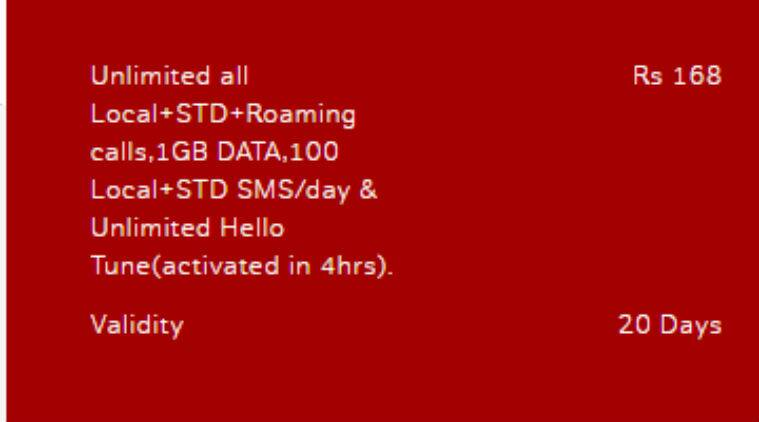 Airtel's Rs 168 prepaid recharge plan: 28GB data, unlimited