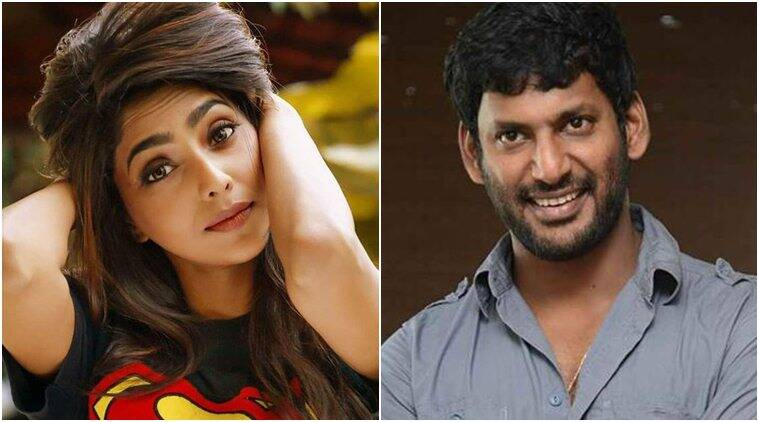 Aishwarya Lekshmi first tamil film to be directed by sundar c