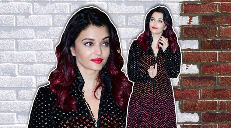 Aishwarya Rai Bachchan, Aishwarya Rai Bachchan latest photos, Aishwarya Rai Bachchan fashion, Aishwarya Rai Bachchan updates, Aishwarya Rai Bachchan latest news, celeb fashion, bollywood fashion, indian express, indian express news