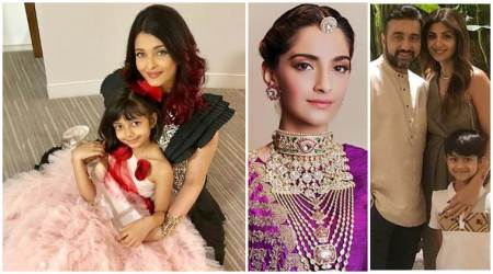 Have you seen these photos of Aishwarya Rai, Sonam Kapoor and Shilpa Shetty?