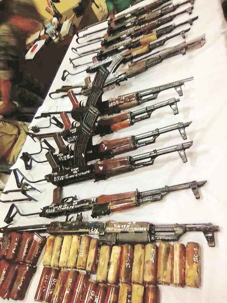 AK-47 seizure from Bihar's Munger: 60-odd rifles siphoned from MP ordnance depot, reveals probe