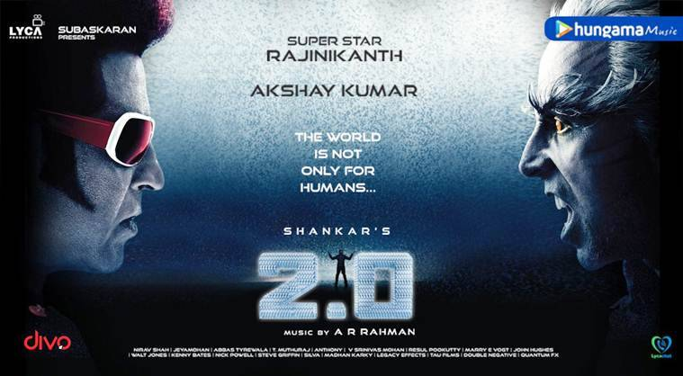 ar rahman in rajinikanth 2.0