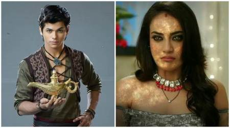 Aladdin Naagin 3 BARC list