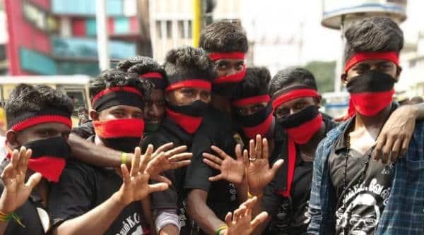 To assert his power in DMK, M K Alagiri marches toKarunanidhi Samadhi
