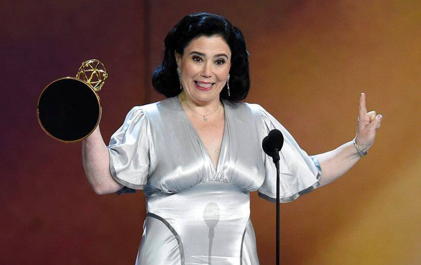 Alex Borstein emmy win