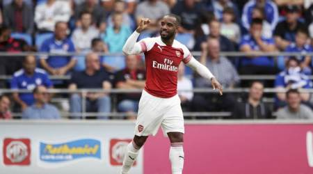 Alexandre Lacazette seals points as Arsenal beat Cardiff City 3-2 in thriller