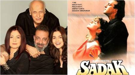 Alia Bhatt on Sadak 2: It is a dream come true for me