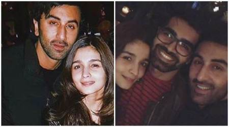 Alia Bhatt Ranbir Kapoor Brahmastra Bulgaria schedule wrap party photos