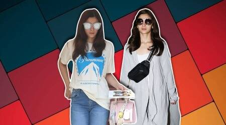 Talk about casual dressing! Alia Bhatt shows how to ace it
