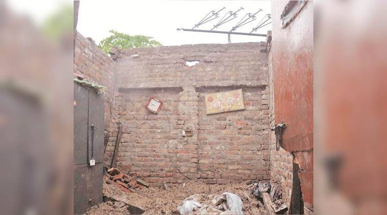 Ambala: 2 kids of family die, 4 hurt in roof collapse
