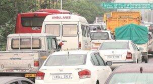 Chandigarh ambulance flow needs a green corridor, say experts
