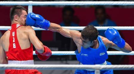 Asian Games 2018: Amit Panghal wins gold, blow-by-blow