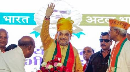 BJD, other opposition parties suffer from 'Modi phobia': Amit Shah