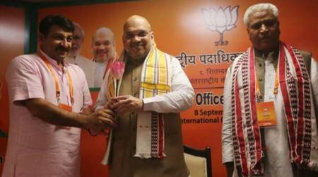 In 2019, BJP will return to power with a majority bigger than 2014: Amit Shah at national executivemeet