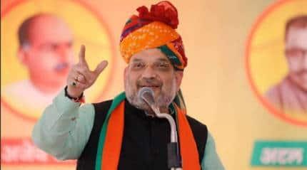 Has Rahul Gandhi formed 'mahagathbandhan' with Pakistan against PM Modi, asks AmitShah
