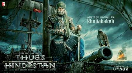 Thugs of Hindostan: Amitabh Bachchan is commander Khudabaksh
