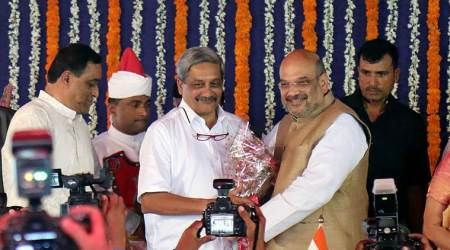 Goa crisis: Manohar Parrikar to continue as CM, says Amit Shah