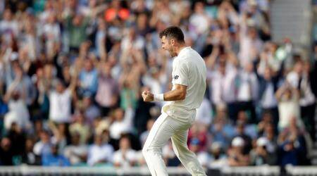 Jimmy Anderson becomes highest Test wicket-takingseamer