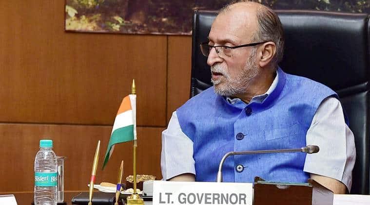 Lieutenant Governor of Delhi Anil Baijal. (Source: PTI)