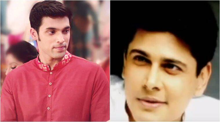 parth samthaan as anurag basu
