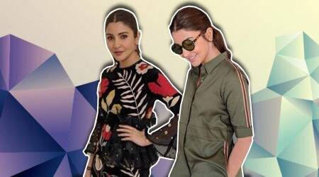 Sui Dhaaga promotions: Anushka Sharma's looks are as different as chalk and cheese
