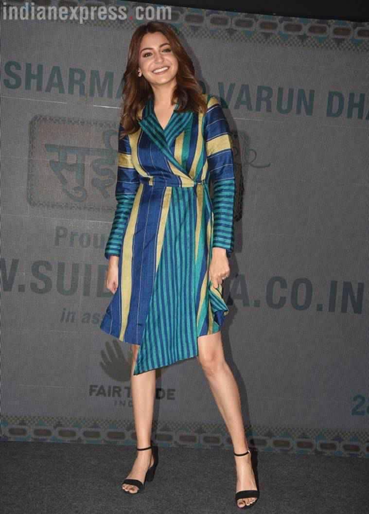 Anushka Sharma, Anushka Sharma fashion, Anushka Sharma sui dhaaga
