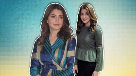 Sui Dhaaga promotions: Anushka Sharma was seen in two different looks and we have afavourite