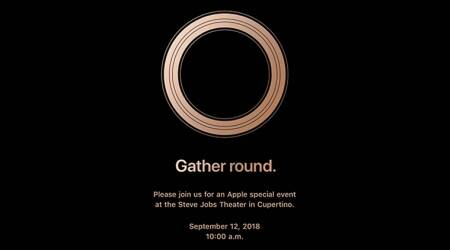 Apple event, Apple iPhone 2018 launch, Apple event September 2018 date and time, iPhone Xs Plus, how to watch Apple September 2018, iPad Pro 12.9, Apple september 2018 launch, Apple september event 2018 date, Apple iPhone Xs launch, Steve Jobs Theatre Apple event, Apple Watch series 4, apple 2018 event keynote
