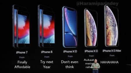 apple, apple iphones, new iphones, apple iphone xs review, apple iphone XS max review, Apple iPhone XR review, apple iphone price in India