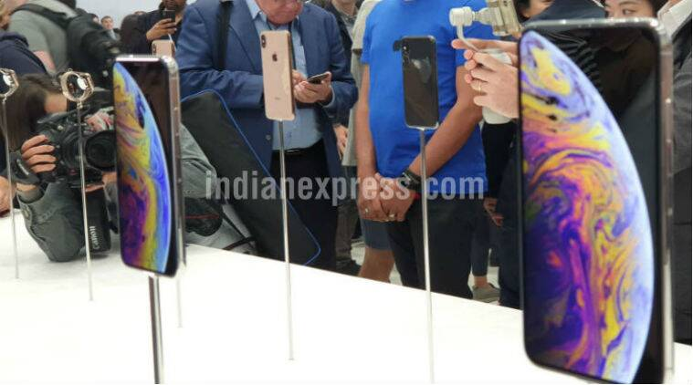 Apple, Apple iPhone Xs, iPhone Xs Max, iPhone Xr, iPhone Xr price in India, iPhone xs price in India, iPhone Xs price, iPhone Xs specifications, iPhone Xs features, Apple Watch, Apple Watch Series 4, Apple Watch 4 price in India