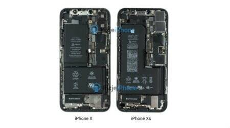 Apple iPhone XS has smaller battery size than iPhone X, confirms new teardown