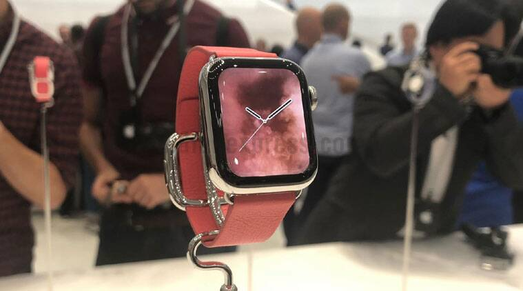 apple watch series 4 india