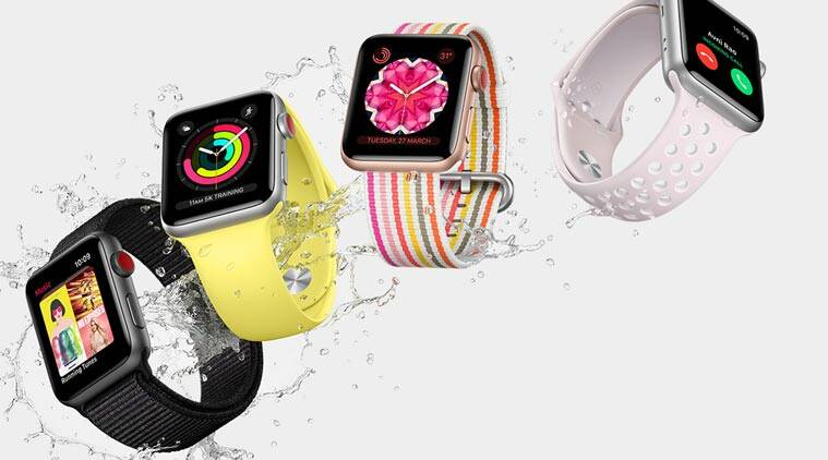 apple watch series 4 release date