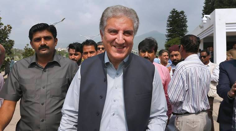 India pakistan relation, Kashmir Solidarity Day, kashmir, kashmir conference in pakistan, Kashmir Solidarity Day pakistan, Shah Mahmood Qureshi, indian army, Indian express