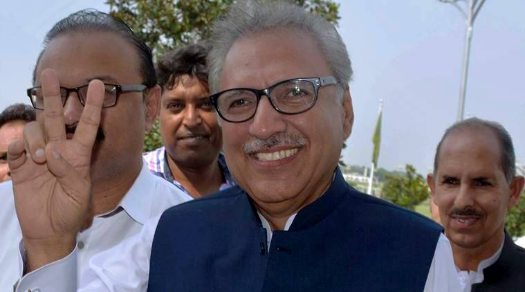 Pakistan, India-Pakistan, Pak president, Arif Alvi, South Asia strategic stability