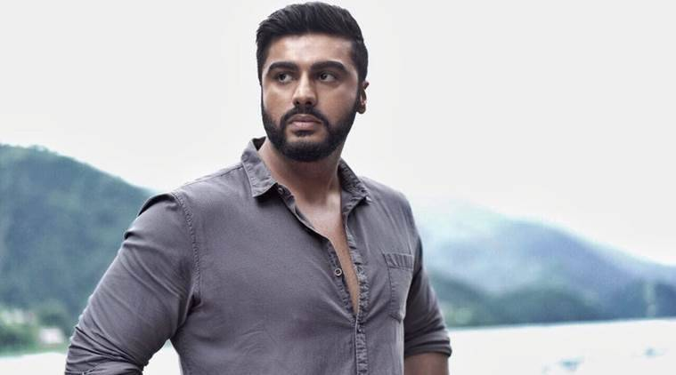 Arjun Kapoor first look as Prabhat in India's Most Wanted