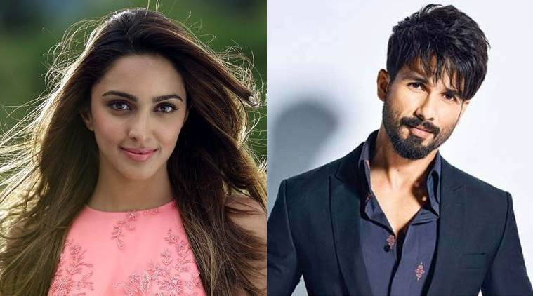 74be2ef796a Arjun Reddy remake  Kiara Advani to share screen space with Shahid ...