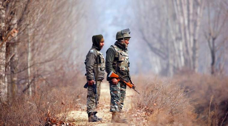 Indian army, Rajnath singh, bharat ke veer, donate to indian army, indian paramilitary forces, paramilitary family fund, home ministry, Indian express