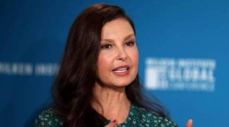 Ashley Judd: When I was raped at 15, I only told my diary
