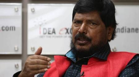 Ramdas Athawale apologises for 'I am a minister' remark on rising fuel prices