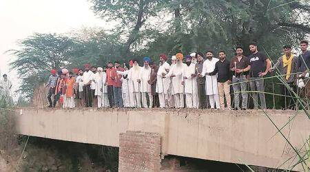 Two years after death of 7 kids, Attari bridge yet to getrailing